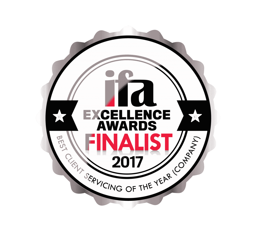 ifa Excellence Awards Finalist