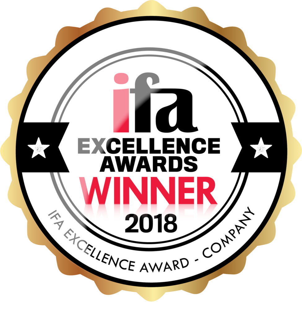 ifa Excellence Awards 2018 winners revealed (ifa 10/09/18)