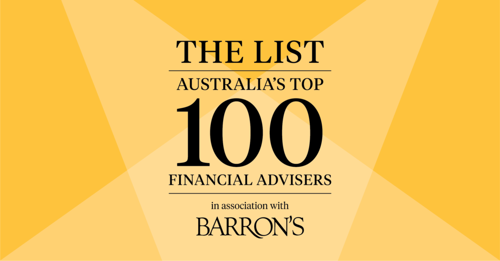 Barron's Top Financial Advisors 2020
