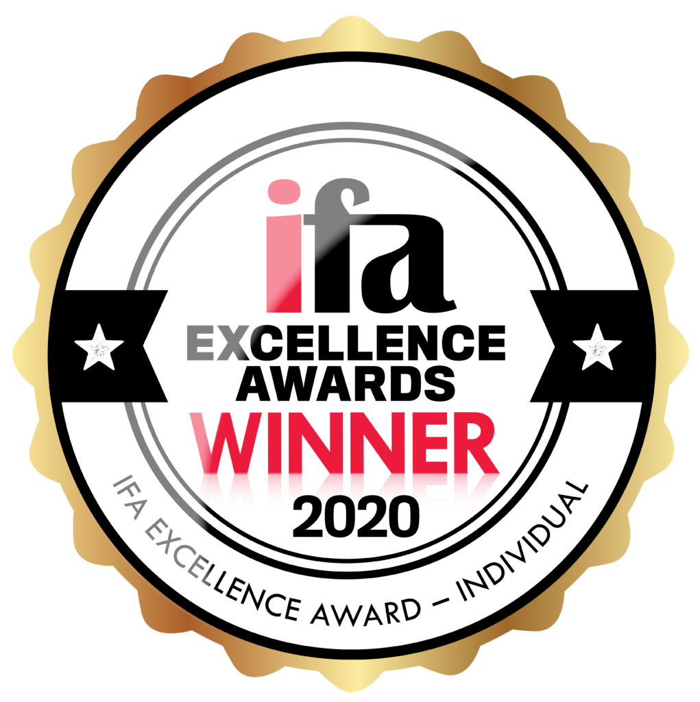 ifa Excellence Awards 2020 – Winner, ifa Excellence Award – Individual