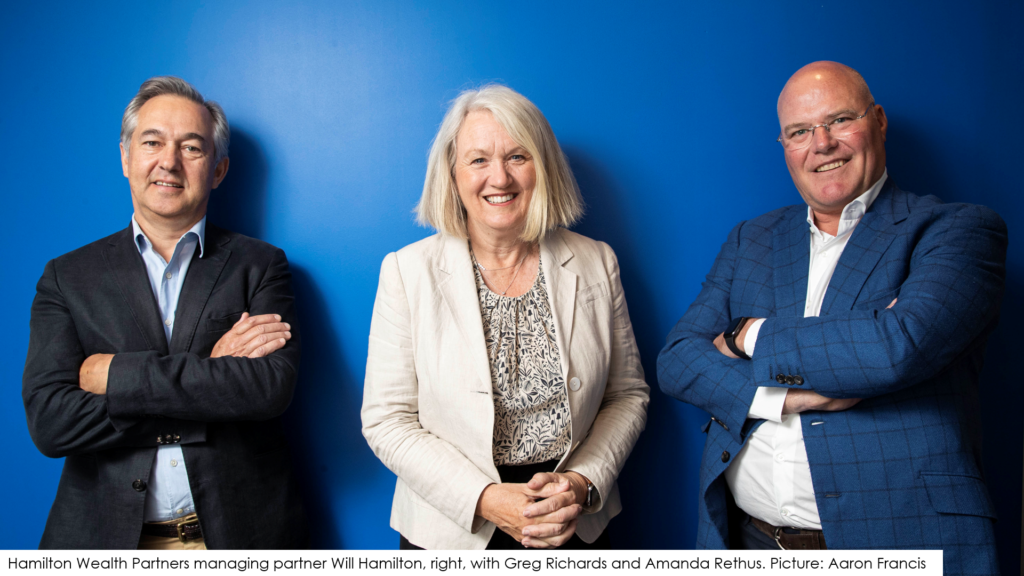 Hamilton Wealth Partners goes hi-tech for clients with over $15m, The Australian 12/01/21